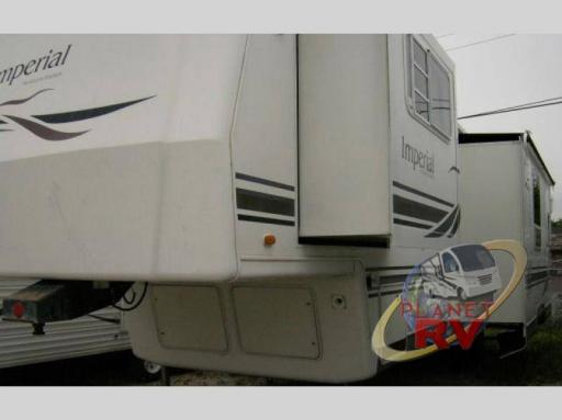 2000 Holiday Rambler imperial 345kt
