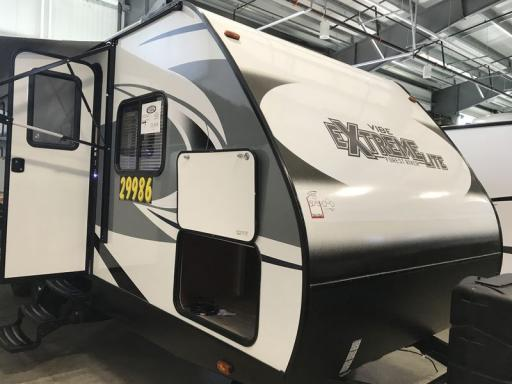 2018 Forest River vibe extreme lite 254dbh