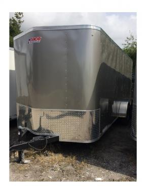 2018 Pace American trailer