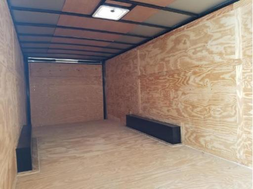 2018 Spartan enclosed trailer