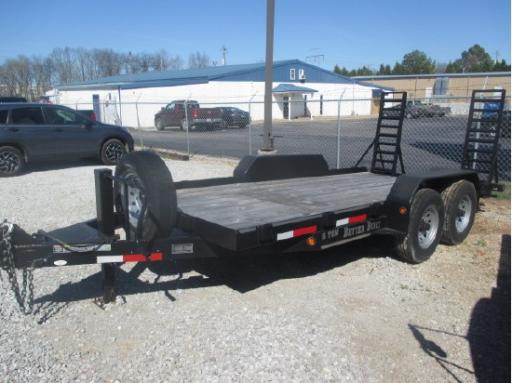 2016 Better Built 6 ton trailer