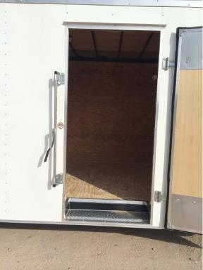 2018 Cargo Express ex 102x24 7k enclosed trailer