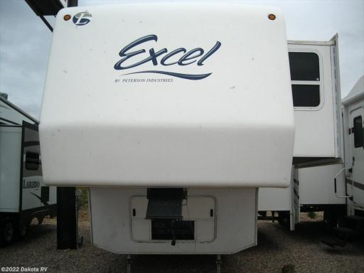 2008 Excel RV rebel trekker