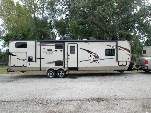 2019 Forest River rockwood signature ultra lite
