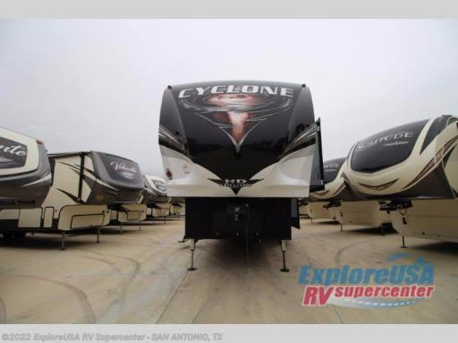 2018 Heartland RVs cyclone