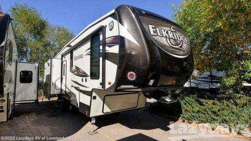 2017 Heartland RVs elkridge