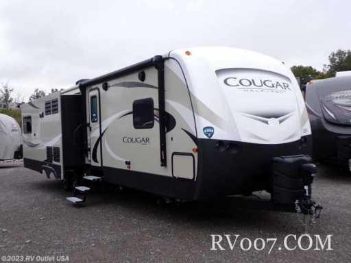 2018 Keystone RV cougar