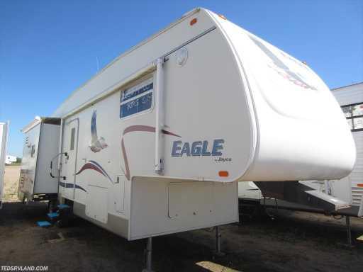 2005 Jayco eagle