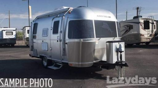 2018 Airstream globetrotter