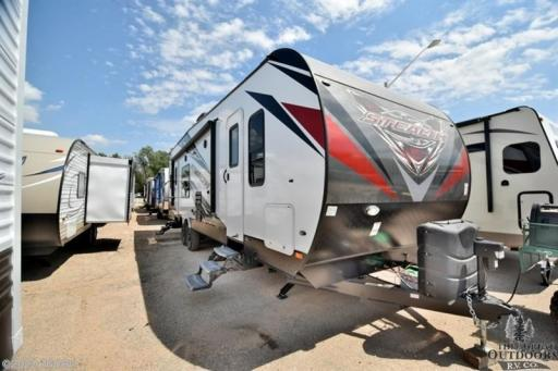 2018 Forest River stealth