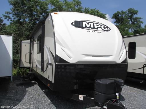 2017 Cruiser RV mpg