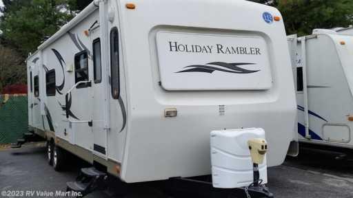 2011 Holiday Rambler savoy lx