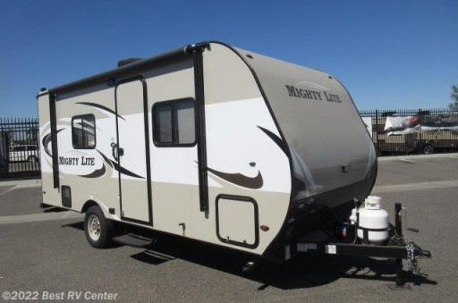 2018 Pacific Coachworks mighty lite