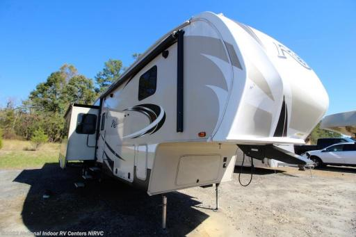 2016 Grand Design RV reflection
