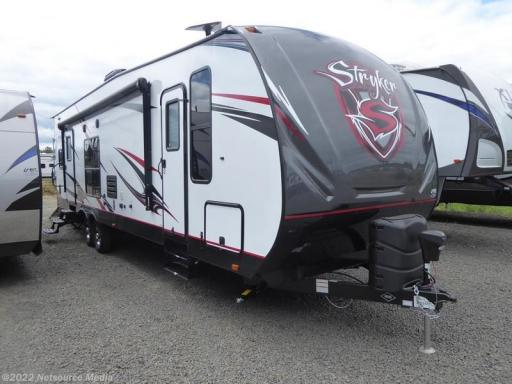 2018 Cruiser RV stryker