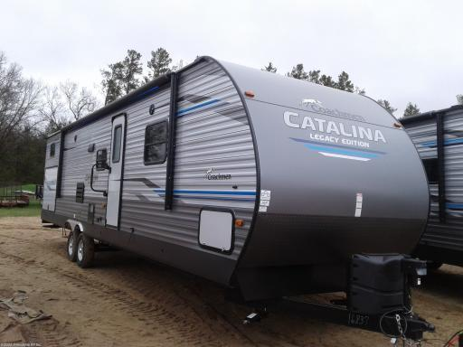 2020 Coachmen RV catalina legacy edition