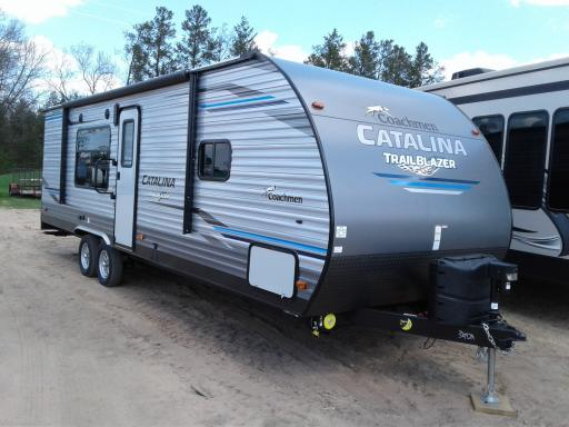 2020 Coachmen RV catalina trail blazer