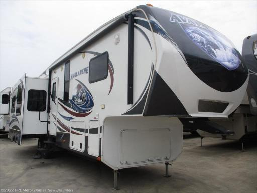 2013 Keystone RV avalanche