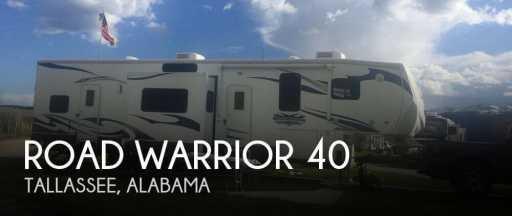 2010 Road Warrior road warrior
