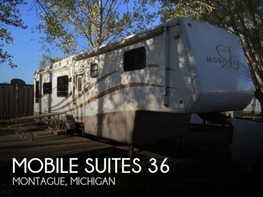 2003 Drv mobile suites