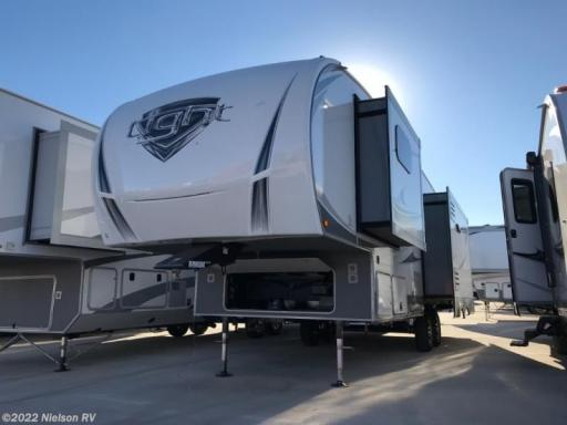 2018 Highland Ridge RV open range light