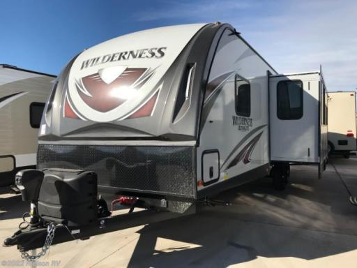 2018 Heartland RVs wilderness