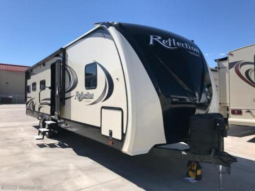 2018 Grand Design RV reflection
