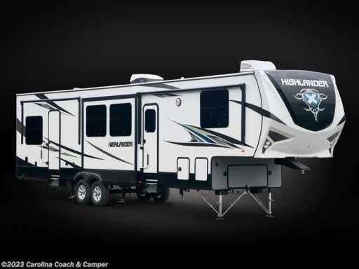 2018 Highland Ridge RV highlander