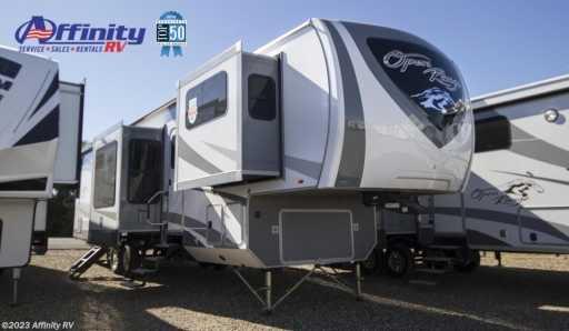 2018 Highland Ridge RV open range