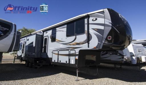 2016 Heartland RVs cyclone