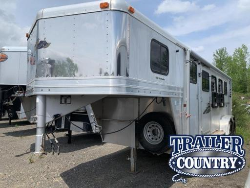 2002 Dream Coach 4 horse