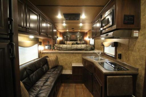 2019 Exiss endeavor 8310 upgraded interior