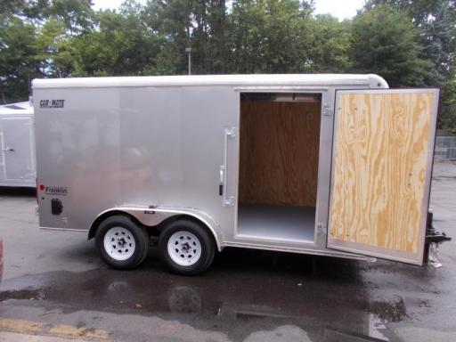 2020 Mate cm714cc-hd - 7'w tandem axle custom cargo trailer