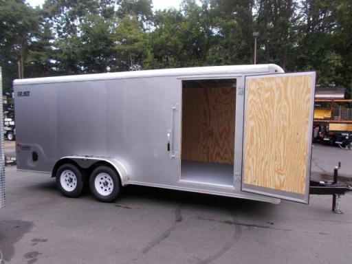 2020 Mate cm718cc-hd - 7'w tandem axle custom cargo trailer