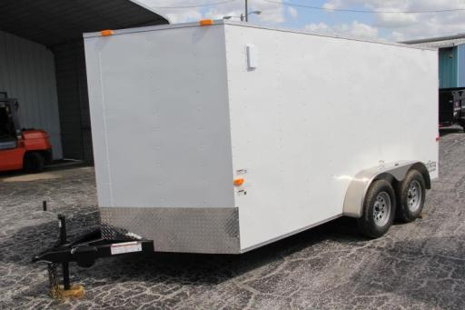 2019 Cargo Craft enclosed trailer