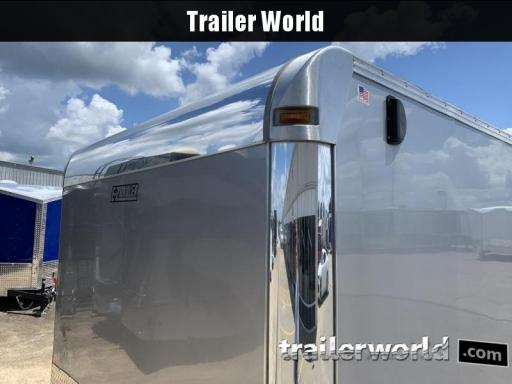 2018 Stealth Enterprises ez hauler aluminum 20' enclosed