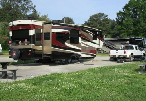 2012 Redwood RV model m-36