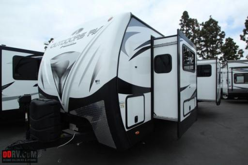 2018 Outdoors RV Manufacturing black stone