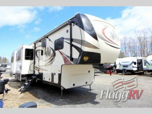 2018 Redwood RV model m-3991