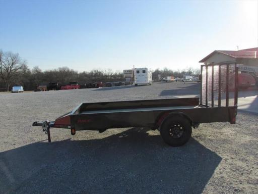 2018 Rice stealth 76x12 utility trailer