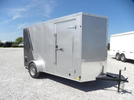 2019 Continental Cargo value hauler 6'x12'x6'6