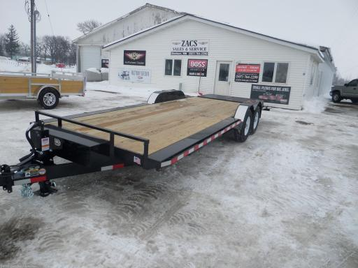 2019 H&H flatbed trailers