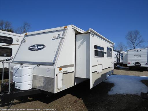 2007 Starcraft RV travel star expandable