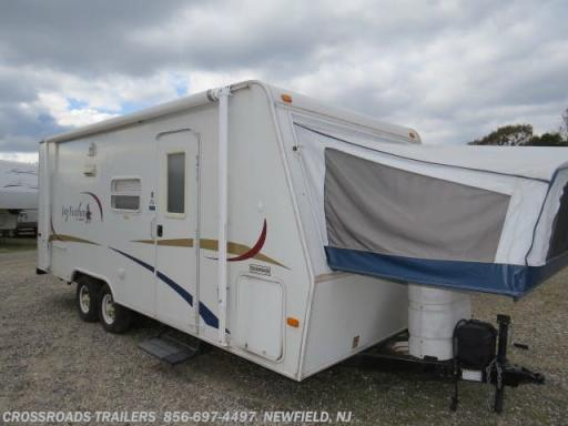 2005 Jayco jay feather exp