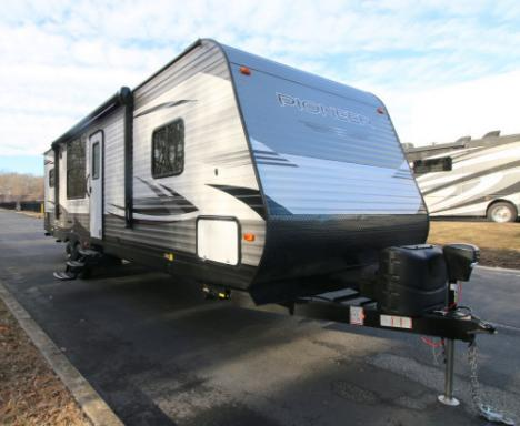 2019 Heartland RVs rk280