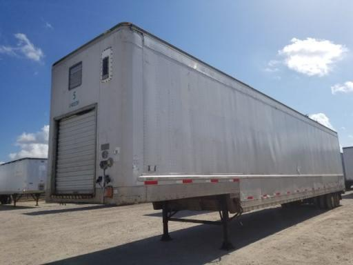 2000 Great Dane 53x102-construction -oilfield office