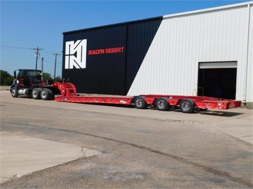 2020 Kalyn Siebert 50ton bus hauler