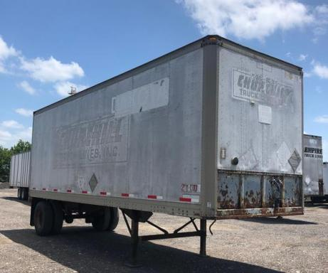 1994 Monon (1) 28x102 ssw|spring ride|roll door|trans roof