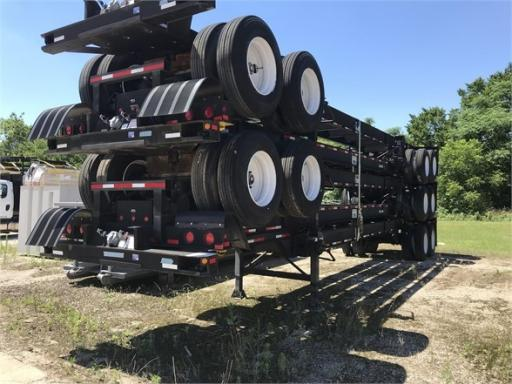 2015 Custom Built - (8) new -never used - 40' gn chassis - dallas tx