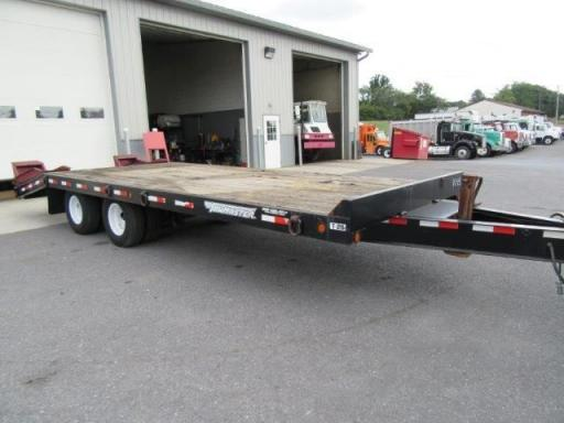 2007 Towmaster towmaster 30ft l x 102in w x 36in h 25,900# gvwr